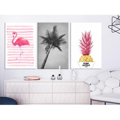 Quadro - Tropical Heat (3 Parts) - Quadri e decorazioni