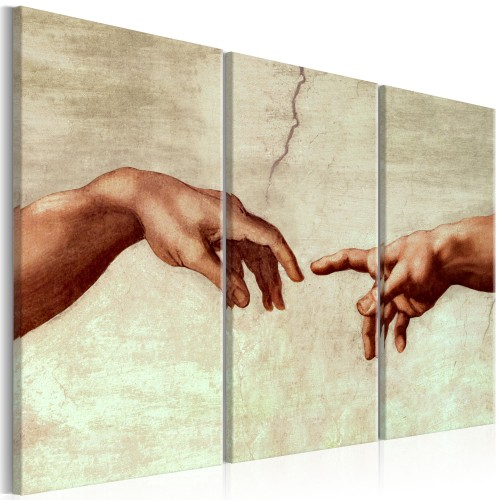 Quadro - Touch of God - Quadri e decorazioni