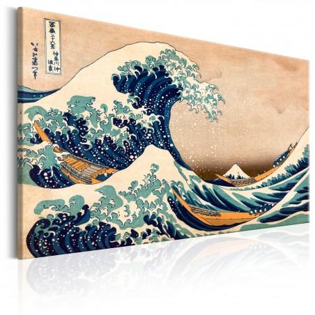 Quadro - The Great Wave off Kanagawa (Reproduction) - Quadri e decorazioni