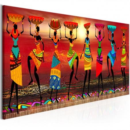 Quadro - African Women Dancing - Quadri e decorazioni
