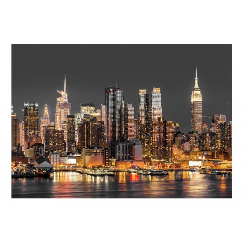 Fotomurale - NYC: Twilight - Quadri e decorazioni