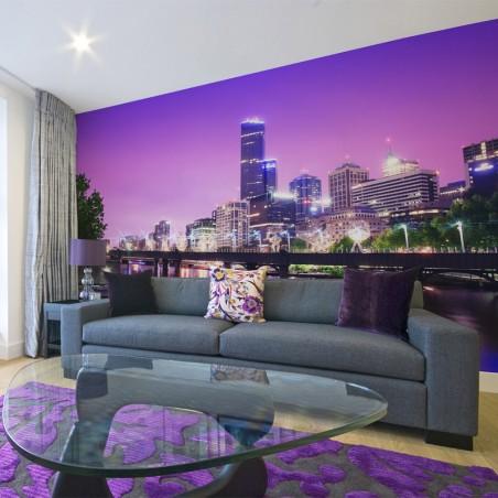 Fotomurale - Yarra river - Melbourne - Quadri e decorazioni