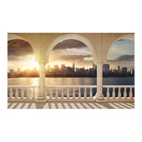 Fotomurale - New York sognata - Quadri e decorazioni