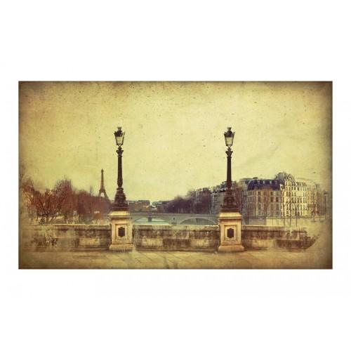 Fotomurale - Adieu Paris! - Quadri e decorazioni