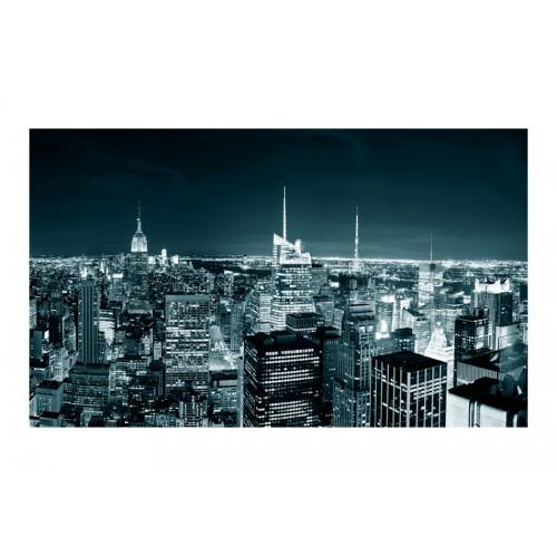 Fotomurale - Vita notturna a New York - Quadri e decorazioni