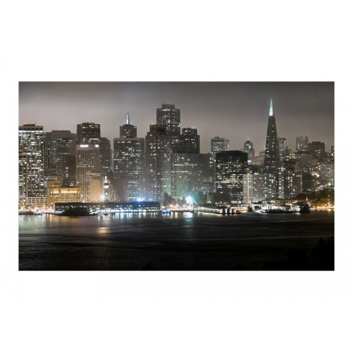 Fotomurale - San Francisco by night - Quadri e decorazioni