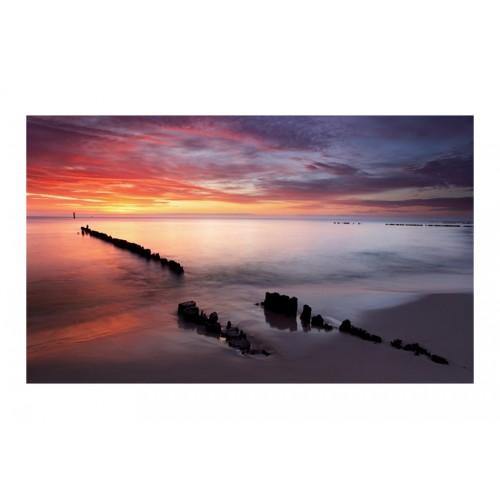 Fotomurale - L'alba sul Mar Baltico - Quadri e decorazioni
