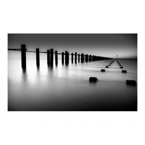 Fotomurale - L'estuario del Tamigi a Shoeburyness, Inghilterra - Quadri e decorazioni