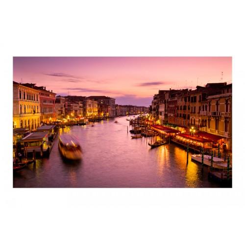 Fotomurale - Venezia, città degli innamorati di notte - Quadri e decorazioni
