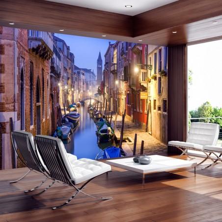 Fotomurale - Evening in Venice - Quadri e decorazioni
