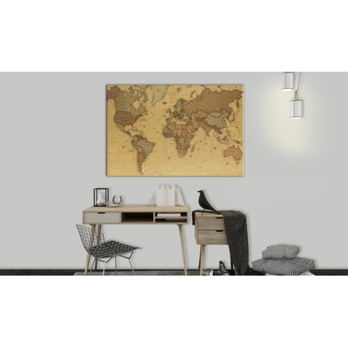 Quadri di sughero - Ancient World Map [Cork Map] - Quadri e decorazioni
