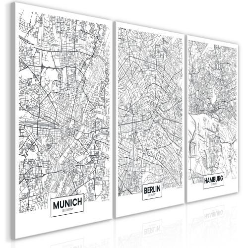Quadro - German Metropolises (Collection) - Quadri e decorazioni