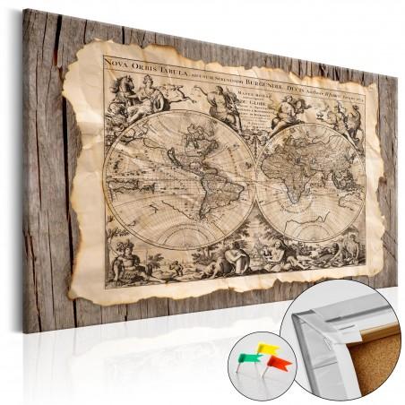 Quadri di sughero - Map of the Past [Cork Map] - Quadri e decorazioni