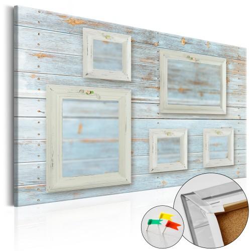 Quadri di sughero - Retro Gallery [Corkboard] - Quadri e decorazioni