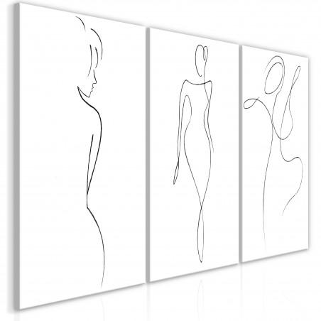 Quadro - Silhouettes (Collection) - Quadri e decorazioni