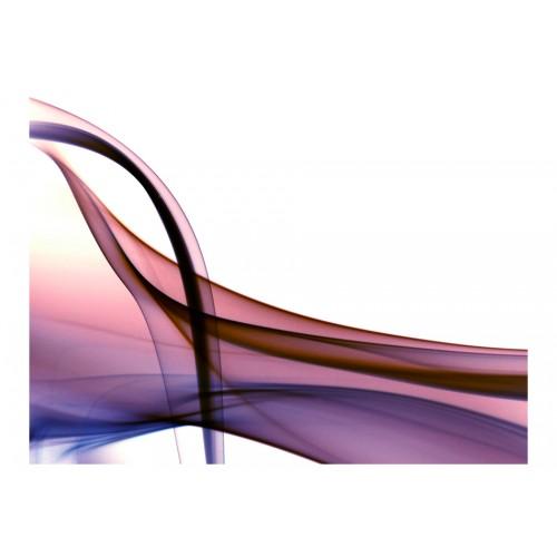 Fotomurale - Photo wallpaper – Purple abstraction - Quadri e decorazioni