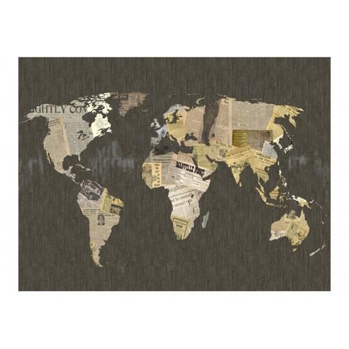 Fotomurale - Gossips from the World - Quadri e decorazioni