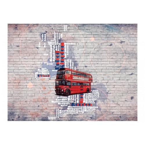 Fotomurale - La mia Londra - Quadri e decorazioni