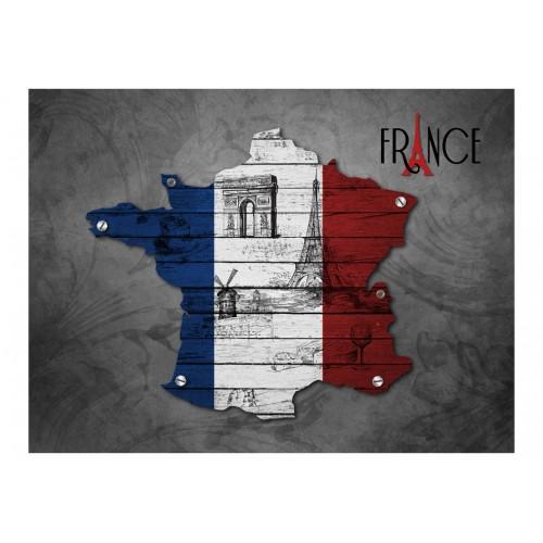 Fotomurale - Francia (simboli) - Quadri e decorazioni