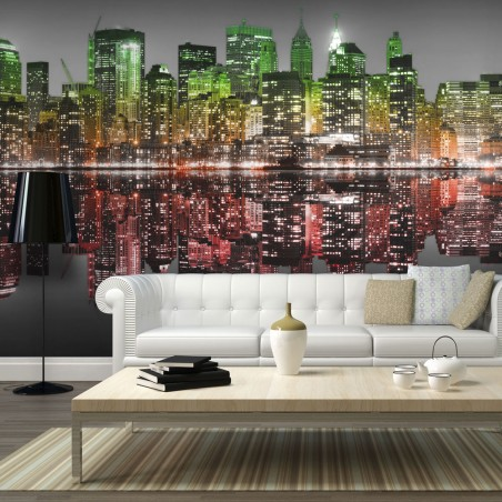 Fotomurale - reggae - New York - Quadri e decorazioni