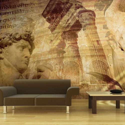 Fotomurale - Collage greco - Quadri e decorazioni