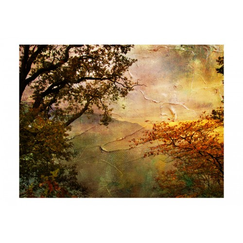 Fotomurale - Painted autumn - Quadri e decorazioni