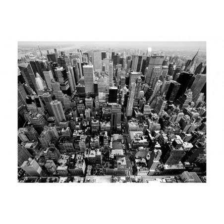 Fotomurale - Stati Uniti, New York: bianco e nero - Quadri e decorazioni