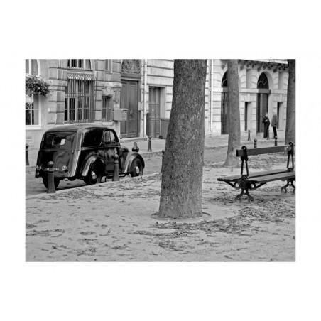 Fotomurale - Quiete delle strade di Francia - Quadri e decorazioni