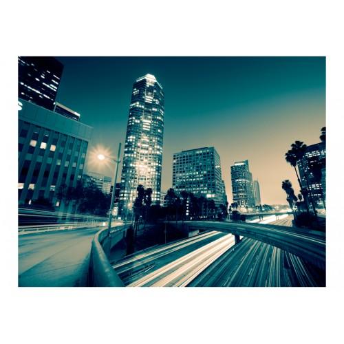 Fotomurale - Strade di Los Angeles - Quadri e decorazioni