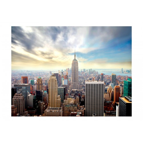 Fotomurale - View on Empire State Building - NYC - Quadri e decorazioni