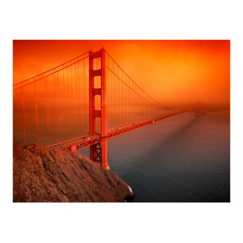 Fotomurale - Il Golden Gate Bridge - Quadri e decorazioni