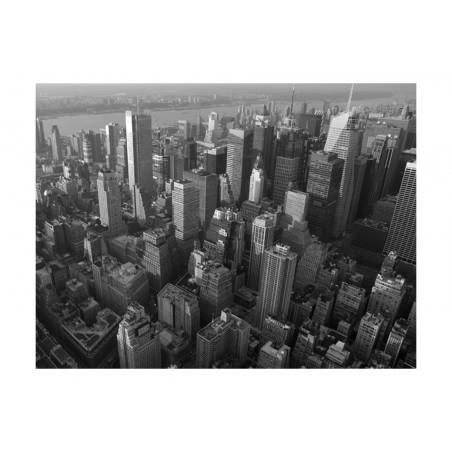 Fotomurale - New York: grattacieli (vista a volo d'uccello) - Quadri e decorazioni