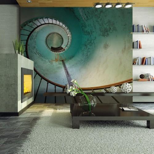 Fotomurale - faro - scale - Quadri e decorazioni