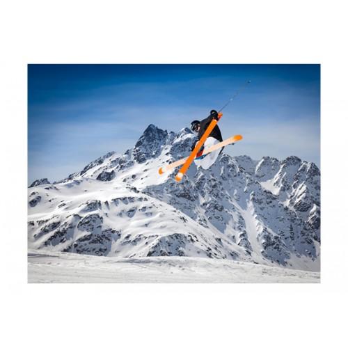 Fotomurale - Sci alpinismo - Quadri e decorazioni