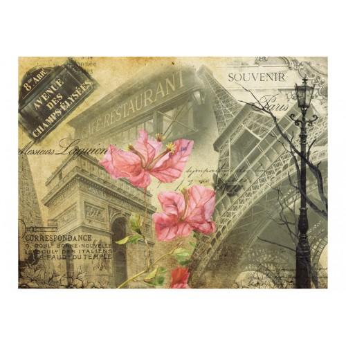 Fotomurale - Bonjour Paris! - Quadri e decorazioni