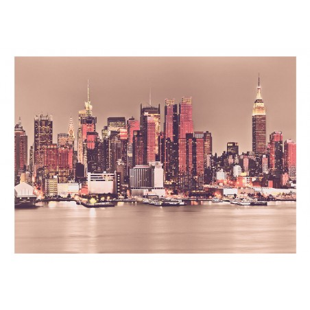Fotomurale - NY - Midtown Manhattan Skyline - Quadri e decorazioni