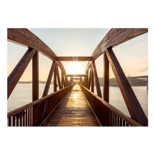 Fotomurale - Bridge of the Sun - Quadri e decorazioni