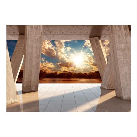 Fotomurale - Sunny Promenade - Quadri e decorazioni