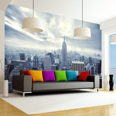 Fotomurale - Blue York - Quadri e decorazioni