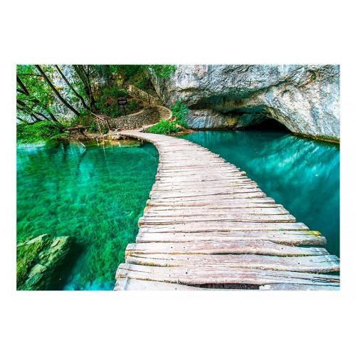 Fotomurale - Parco Nazionale dei laghi di Plitvice, Croazia - Quadri e decorazioni