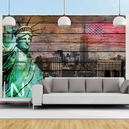 Fotomurale - Simboli NYC - Quadri e decorazioni