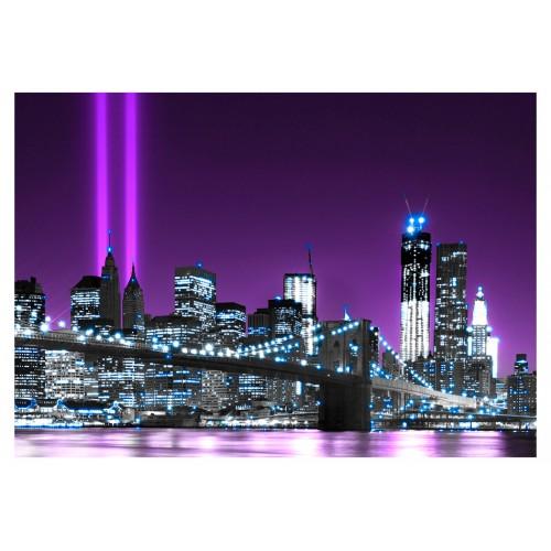 Fotomurale - Manhattan luminosa - Quadri e decorazioni