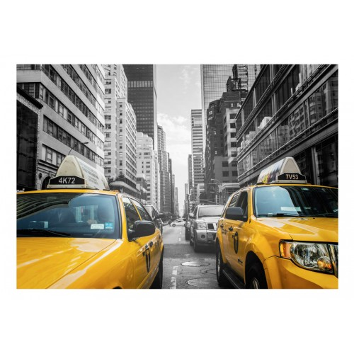 Fotomurale - New York taxi - Quadri e decorazioni