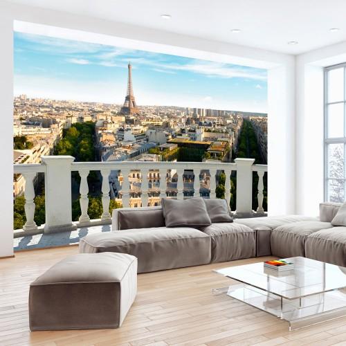 Fotomurale - Parigi a mezzogiorno - Quadri e decorazioni