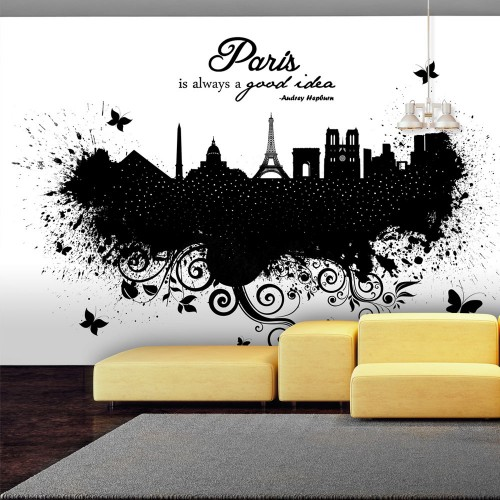 Fotomurale - Paris is always a good idea - Quadri e decorazioni