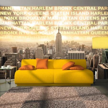 Fotomurale - Quartieri di New York - Quadri e decorazioni