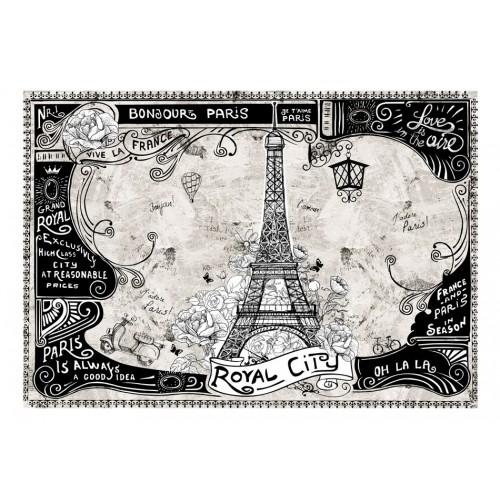 Fotomurale - Bonjour Paris - Quadri e decorazioni