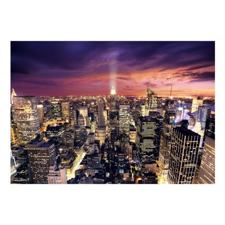 Fotomurale - Sera a New York - Quadri e decorazioni