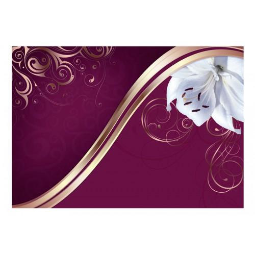 Fotomurale - Ombrello floreale - Quadri e decorazioni