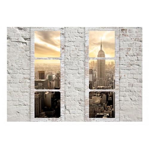 Fotomurale - New York: view from the window - Quadri e decorazioni